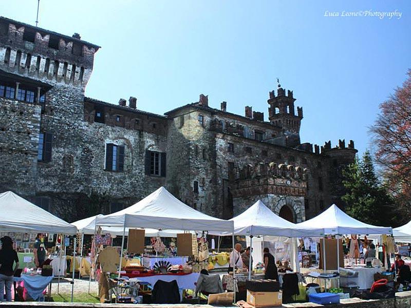 Festa al Castello di Somma Lombardo