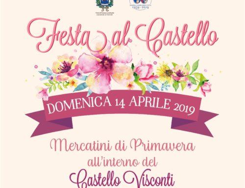 Festa al Castello Visconti – Somma Lombardo (Va)