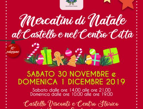 Natale al Castello 2019 – X° Edizione